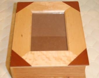 Picture frame Book Box