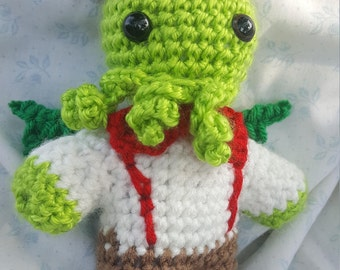 Cthulhu, 11th Doctor Style