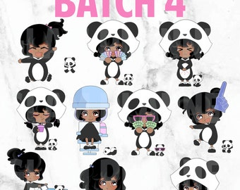 Batch 4 - Polka and Dot 01 (Kawaii Planner Stickers)