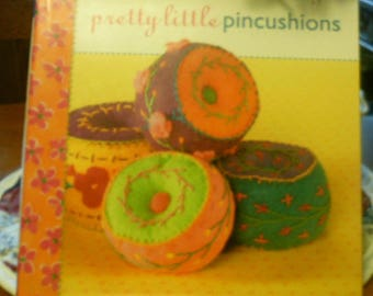 Pretty Little Pincushions by Lark Books - Free Shipping