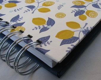 Card Organizer - Greeting Card Organizer - Birthday Card Organizer - Card Planner - Address Book - Birthday Reminder - Pocket - Lemon