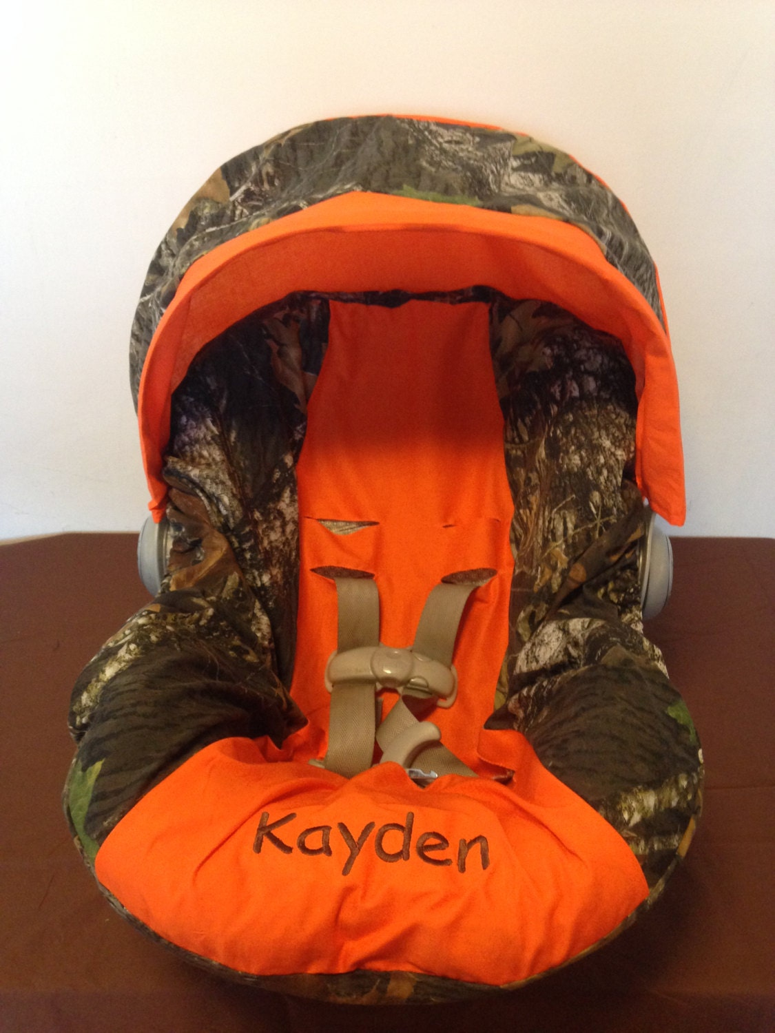 You Choose Color Amp Camo Car Seat Cover And Canopy With Free