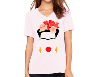 Frida T-Shirt, S-2XL, LJ #101