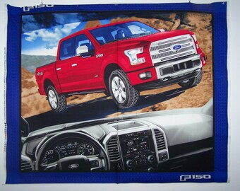 Ford F150 Truck 4x4 Panel