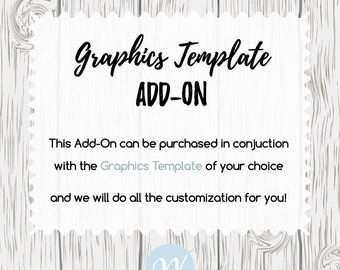 Graphics Template ADD-ON, Card Template Design, Graphics Template Design, Graphic Design