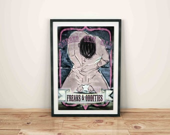 Twisted Man Archival Prints