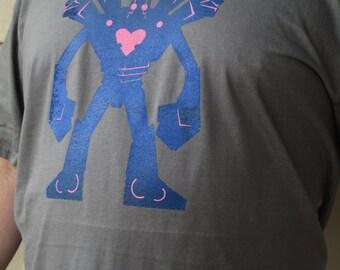 Hugbot Screen Print T-shirt