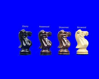 Handcrafted CH-98 Andreesen Chess set