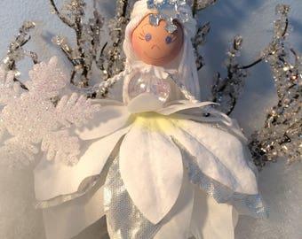 Ilsa Icicle Snowflake Fairy Doll