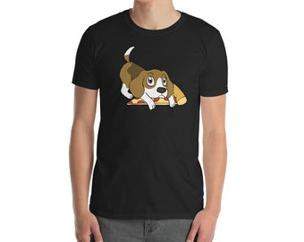 Funny Beagle Shirt, Get Your Own Pizza T-Shirt, Cute Beagle Gifts