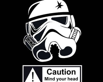 Star Wars: Stormtrooper, Mind Your Head!
