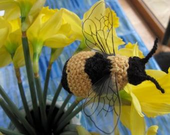 Bumble Bee Knitting Pattern