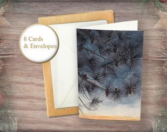 Winter Solstice Pine