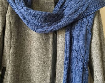 Thick Wool Scarf