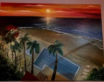 Beach club (Palo Verde)