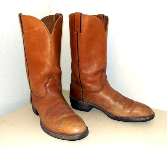 Looking Vintage Durango Cowboy Boots Great dZxqpdwv8