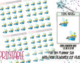 Cleaning, Functional Printable Stickers, Cleaning Stickers, All Planner Styles, Planner Printable, Planner Stickers, Icons