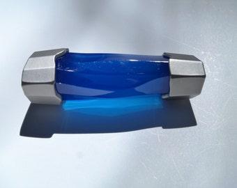 Power Energem Crystal Blue Ranger Dino Prop Cos Play Charge Dino Gem
