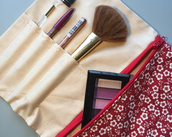 makeup Kit in Japanese fabrics