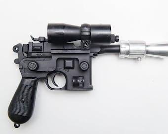 """DL-44 """"Han Solo"""" Blasterpistole (ROTJ) 3D Print Kit"""