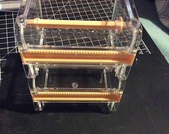 25%offJuneSale Washi tape di spenser, Set of 2 transparent visible desktop tape dispenser tape cutter, Washi tape holder