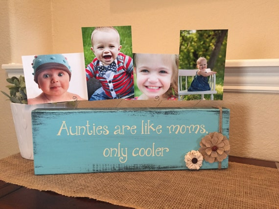 Aunt & Uncle Frames - BoutiqueButterLu
