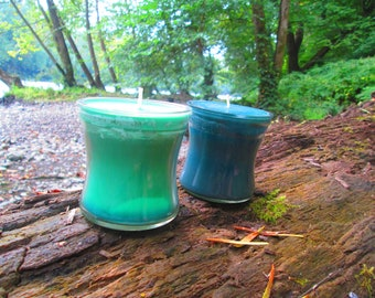 Set of 2 Scented Candles