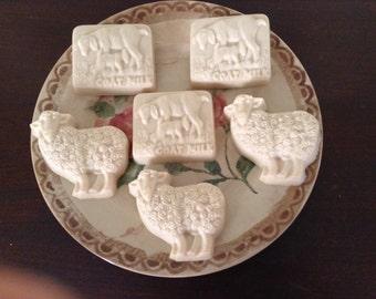 Shea Butter Goat's Milk Soap