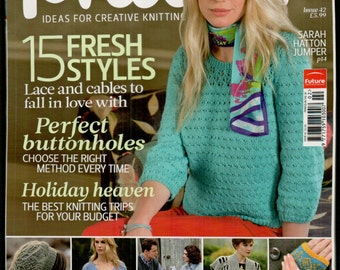 The Knitter Knitting Magazine Issue 42 March 2012