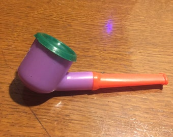 1960s-70s Magic Bubble Pipe in Unused Condition