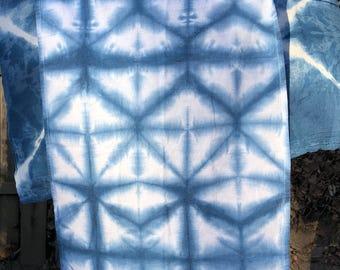 Cotton Shibori Hand Towel