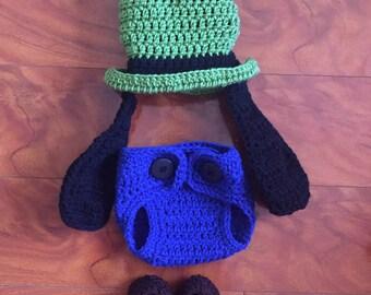 Baby Goofy inspired Costume