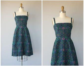 Vintage 1950s Dress | 1950s Pat Premo Dress | 50s Party Dress | 1960s Party Dress | 60s Dress | 1950s Party Dress - (x-small)
