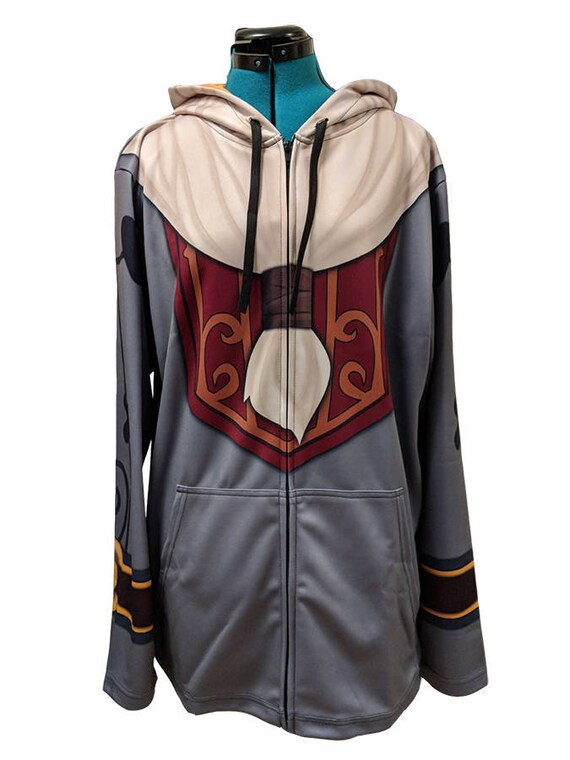 League of Legends Bard Inspired Hoodie l8fFfS