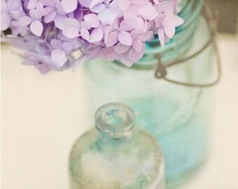 Mason Jar Still Life - 8 x 10 Fine Art Photograph