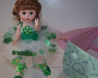 Irish Dream ballerina, MIB fully articulated