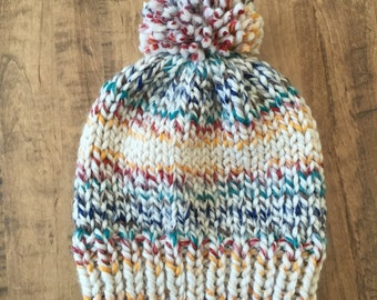 Chunky Knit Beanie. Knit Beanie. Chunky Knit Hat. Womens Knit Hat. Womens Winter Accessories. Womens Knit Beanie. Womens Hat.