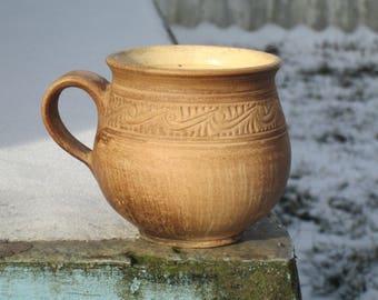 pottery mug pottery mug handmade pottery mug large coffee gift for men ceramic mug handmade pottery handmade mug medieval mug latte mug