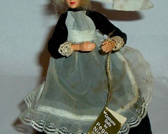MAIDSERVANT DOLL (Poseable)- Peggy Nisbet