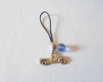 Phone charm, bag charm van