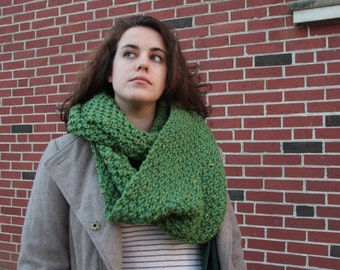Spring Meadow Infinity Scarf