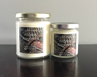 Aedion Ashryver Soy Candle