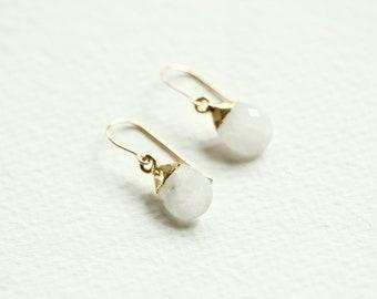Gold Earrings, Earrings, Drop Earrings, Gold Earrings Dangle, Tear Drop Earrings, Delicate Earrings, Dangle Earrings, Statement Earrings