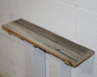Barn Wood Shelf 6x24