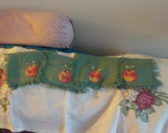 Apple Cloth Napkins