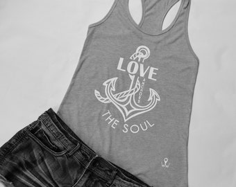 Love Anchors the Soul Tank