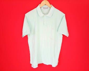 vintage Yves saint laurent polo medium men shirt