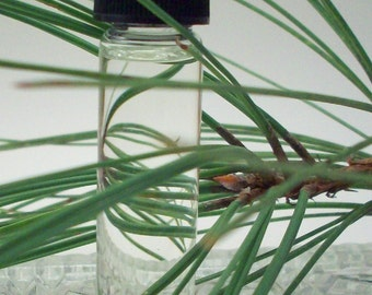 Black Pine Essential Oil - Aromatic Diffuser Oil Pine Aromatherapy - Pure Essential Oil - Undiluted Pinus Nigra - Soap Candle  Making Supply