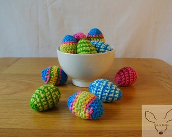 Decorative Easter Eggs (set of 5)