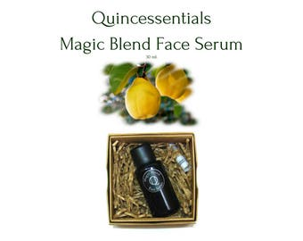 Magic Blend Face Serum, Skin Care, Anti Wrinkle, Anti Sagging, Toning, Face Serum, Face Oil,Natural Skin Care, by Quincessentials